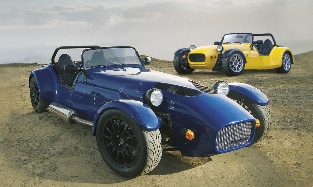 advert design westfield sportscars