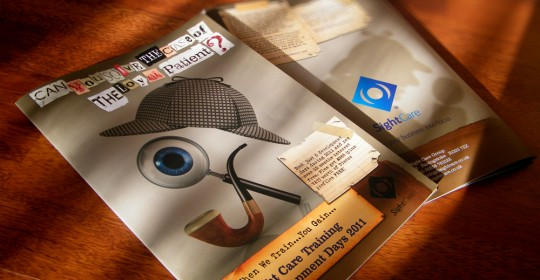 Brochure Design-SightCare