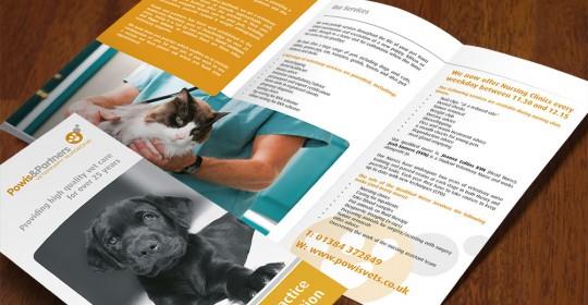 leaflet-design-powis-vets