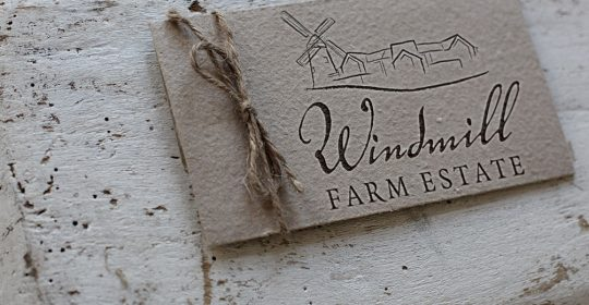 Logo Design - Windmill Farm Estate