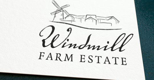 Logo Design - Windmill Farm Estate