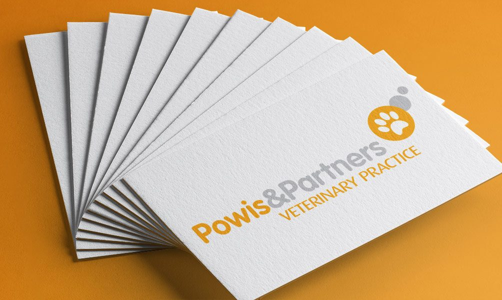 Logo Design - Powis and Partners